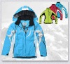 Top Grade ladies Winter Ski Jacket With Detachable Hood