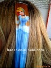 2011 hot new product for hair extension with cartoon(FHE-0043)