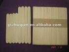 round edge and straight edge wooden ice cream sticks 93cm,114cm