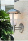 Stainless steel lamp