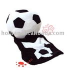 soccer promotional items plush stuffed coca cola can holder