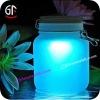 Sun Jar with Led Light