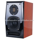TEINURO HIFI Bookshelf Speaker with Ribbon Tweeter