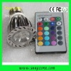 rgb led lighting flashlight