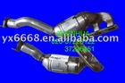 X5 EXHAUST PIPE AUTO PARTS FOR BMW E53 E60