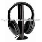 5 in 1 wireless headhone GY-501I