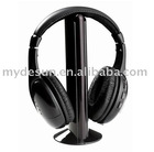 5 in 1 wireless headhone GY-501I