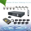8ch dvr 3G Mobile video surveillance