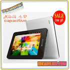 "8""A10 Android 2.3 Tablet PC Cortex A8 1.5GHz Capacitive 3D Games"