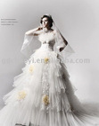 2010 New Style Wedding Dress (CY-5579)