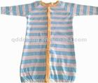 100% cotton baby climb clothes