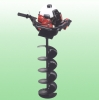 Earth auger/ post hole borer/ground driller with CE