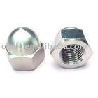 hexagon domed cap nuts DIN1587