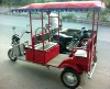 2012 new electric passenger tricycle