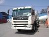 336hp JAC 37ton Mixer Truck