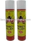 eco-friendly 400ml insecticide aerosol spray,mosquitoes killer,insecticide Spray