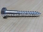 Screw coach, bolt raw, brass bolt , hex bolt, guardrail bolt