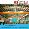 LXB type explosion proof electric single girder suspension crane