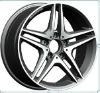 Aluminium car rim XH508