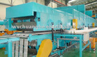 Polyurethane Foam Sandwich Roof Panel forming machine
