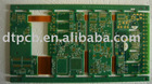 immersion gold Rigid Flex PCB group