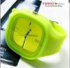 NEW Silicone Jelly Watch