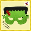 2012 factory sales green color party mask