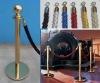 LG-16-E Poteaux cordes classiques,Poteau de guidage,portable post,traditional stanchion,rope & pole,stand