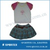 kid's fashionable t shirts short sleeve