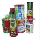 metal food can making machine/machinery