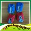 neoprene shoe wallet pouch