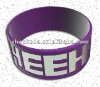 Promotional Gift 100% Silicone Bands