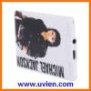 4GB Cheap Portable Card MP3 Player (White)