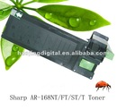 Compatible Copier Toner for Sharp AR-168NT/FT/ST/T
