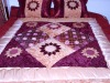 cotton quilt made of chameleon