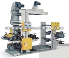 A-2850 paper or plastic Two-flexogarphy Printing Machine