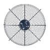 (FGU 001) Metal Fan Guard in zinc or powder coating