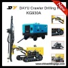 Dayu Mobile Drilling Rig DY120 Low Pressure Crawler Drill Rig