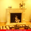 marble classic fireplace mantel price