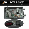 Electronic card lock system,combination safe lock