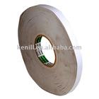 Tissue solvent adhesive tape
