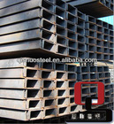 channel steel sizes 50*37*4.5----280*84*9.5mm hot rolled