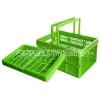 plastic folding basket