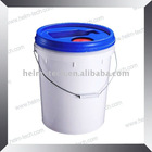 OEM round plastic bucket mould