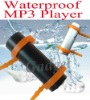 Hot Selling Waterproof Mp3 Player 8GB for Water Sport