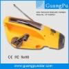 Portable Emergency Solar Dynamo Radio Flashlight