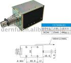 Push/pull type(DU) solenoid magnet 1578HK