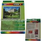 128gsm Adhesive High Glossy Inkjet Paper