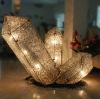 LED 3 in 1 Crystal Mineral Art Lamp Copy of Nature Size L