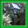 CFL Solar Garden Light
